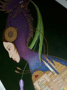 Savaşçı ;19. Türk süsleme sanatları 1.lik ödülü