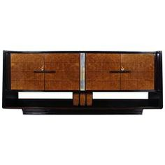 Art Deco Sideboard Attributed to Osvaldo Borsani