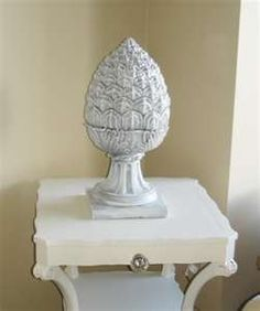 Finial That Has Found A Home.............