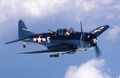 Douglas SBD Dauntless - Great Planes Photo (22668364) - Fanpop