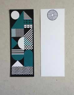 Image of 'Moon' Bookmark