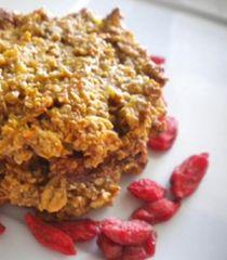 Quinoa Goji Oat Cookies   Spiced Bites