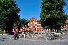 15 Amazing University Campuses Worth Visiting - UNIVERSITÄT ROSTOCK. Rostock, Germany