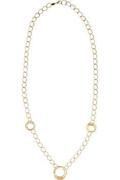 Ippolita - Glamazon 18-karat gold necklace