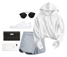 """""""Untitled #4659"""" by magsmccray on Polyvore featuring Under Armour, Vans, Christian Dior and Hermès"""