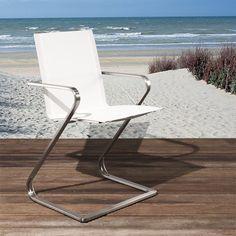 La elegante silla Z para interior y exterior