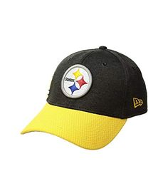 942e15dc7ce NEW ERA 39Thirty Official Sideline Home Stretch Fit - Pittsburgh Steelers