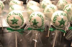 Army National Guard Cake Pops | Causes/Businesses/Adult theme | Pinte…