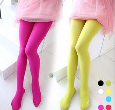 25b0c4f9bd0d5 YWHUANSEN 3-15 Yrs Velvet Girls Tights Candy Color Collant Pantyhose For Children  Kids Clothing White Dancing Stockings Summer