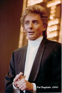 Barry Manilow Showstoppers Tour 1991
