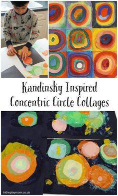 Kandinsky inspired c