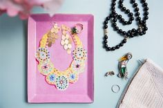 Necklace Tray