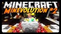 Minecraft: Minevolution - EVERYTHING UNLOCKED!