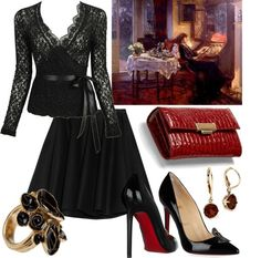 """""""Albert Chevallier Tayler"""" by ana-cris on Polyvore"""