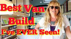 Today we meet Teri Lou who, with her father's help, has built the very best van build I've ever seen! Ram Promaster, Teardrop Trailer, Tiny House On Wheels, Roof Rack, Rv Life, Tiny Living, Rv Living, Tiny Houses, Building