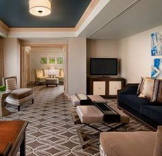 The Phoenician, Scottsdale A Luxury Collection Property Executive Suites, Commercial Carpet, Living Room Carpet, Carpet Flooring, Carpet Design, Design Firms, Phoenician, Contemporary, Interior Design