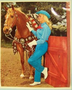 1968 cowgirl