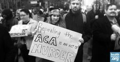 'Unfortunately, the average American doesn't seem to have a good sense of what repeal could cost them. Many aren't even certain that they've gained anything from the law. So to clarify, I've created a list of 50 things we'd lose if the ACA were to be fully repealed. (And I chose 50 just for starters — there are many more.)'