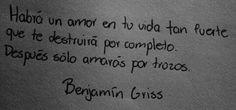 #quotes #BenjamínGriss