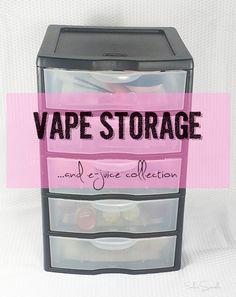 vape storage
