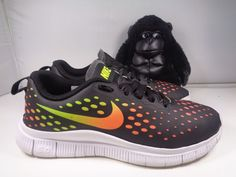 36413cc21 Kids Nike Air Free Express Running Training Shoes Size 5.5 Y  Nike  Athletic  Nike