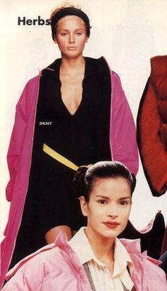 fashion show - DKNY - Fall 1994 - New York Donna Karan, Supermodels, Fashion Show, Fall Winter, Spring Summer, New York, Style, Swag, New York City