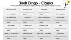 A reading bingo game to encourage children to read a variety of texts in line with the 2014 curriculum. Reading Bingo, Teaching Reading, Book Corners, Author Studies, Bingo Games, Book Activities, Curriculum, Books To Read, Texts