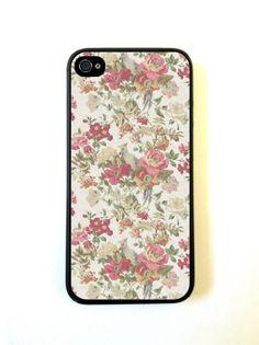 上品 になる ! ヴィンテージ 花柄 iphoneケース花柄 送料無料の画像 | 海外セレブ愛用 ファッション先取り ! iphone5sケース iph…