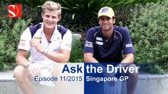 Our aero package for the  Racing in downtown Singapore? Marcus' favourite song by And more! – Watch our  video from Singapore! We'll be back after today's Free Practice sessions… –  Marcus Ericsson, Video Team, Motosport, Keep Fighting, Formula One, Singapore, Racing, Songs, Baseball Cards