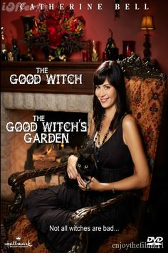 Catherine Bell...The Good Witch Series! <3