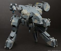 Metal Gear Rex, Metal Gear Solid, Cool Robots, Futuristic Technology, Model Kits, Art Tips, Concept Cars, Gears, Action Figures