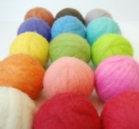 Buddha Bunz wool dryer balls
