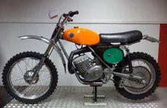 1970 - AJS Stormer 250