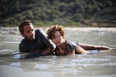 A Bigger Splash starring Matthias Schoenaerts and Tilda Swinton