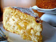 Tarta de manzana asturiana