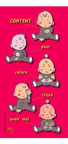 Langue des Signes - Humeur