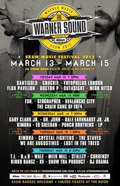 Mar. 13-15 @ La Zona Rosa