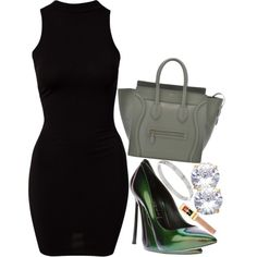 Untitled #637, created by neekcole on Polyvore