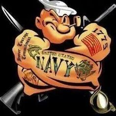 Popeye the Sailor Man !!!