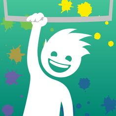 HangArt is a Hangman app for children. A brain game that allows your child   to play hangman, draw pictures and tell stories.     Once a word is won, your child can draw an illustration of the word and   trace it to improve tracing.  The illustrations are multicultural and allow children to exercise