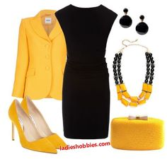 A fashion look from September 2013 featuring T By Alexander Wang, blazer jacket and high heel pumps. Browse and shop related looks. Stylish Work Outfits, Office Outfits, Classy Outfits, Chic Outfits, Dress Outfits, Dress Shoes, Style Work, My Style, Work Fashion