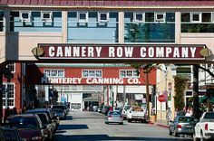 Cannery Row, Monterey-California