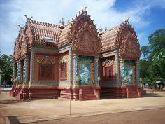 Wat Hanchey, Kompong Cham