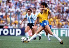 Sócrates, World Cup, 1982