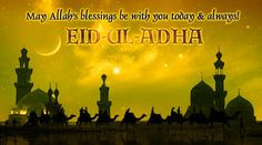 Eid ul Adha Is Coming