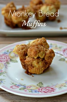Monkey Bread Muffins from Growing Up Gabel are made without canned biscuits or yeast!