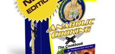 Anabolic Cooking Cookbook - Anabolic Cooking - The Best Cookbook For Bodybuilding Fitness The legendary Anabolic Cooking Cookbook. The Ultimate Cookbook and Nutrition Guide for Bodybuilding & Fitness. More than 200 muscle building and fat burning recipes. Push Pull Workout, Workout Splits, Best Bodybuilding Program, Bodybuilding Workouts, Muscle Building Foods, Muscle Building Supplements, Muscle Builder, Weight Loss Herbs, Best Cookbooks