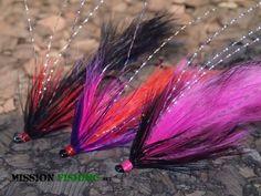 Fly Tying - Steelhead Zonker