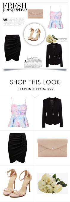 """Bez naslova #10"" by zerina-okanovic ❤ liked on Polyvore featuring Karen Millen and Danielle Nicole"