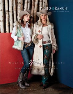 For the ladies... our first ad in #COWGIRL Magazine. If you're not a subscriber... you should be. A VERY well-done magazine. September/October 2011. #COWGIRL Magazine.